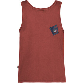 E9 Arv Tank Top Men wine